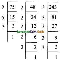 Samacheer Kalvi 9th Maths Guide Chapter 2 Real Numbers Ex 2.6 1