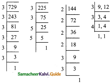 Samacheer Kalvi 9th Maths Guide Chapter 2 Real Numbers Ex 2.6 3