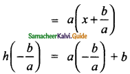 Samacheer Kalvi 9th Maths Guide Chapter 3 Algebra Ex 3.2 3