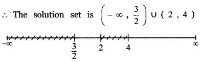 Samacheer Kalvi 11th Maths Guide Chapter 2 Basic Algebra Ex 2.8 12