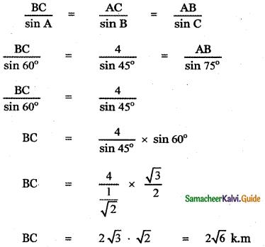 Samacheer Kalvi 11th Maths Guide Chapter 3 Trigonometry Ex 3.10 27