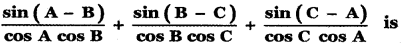 Samacheer Kalvi 11th Maths Guide Chapter 3 Trigonometry Ex 3.12 16