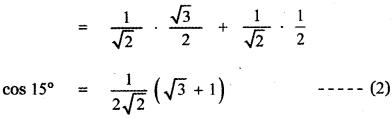 Samacheer Kalvi 11th Maths Guide Chapter 3 Trigonometry Ex 3.4 22