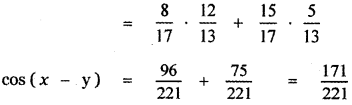 Samacheer Kalvi 11th Maths Guide Chapter 3 Trigonometry Ex 3.4 5