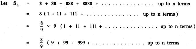 Samacheer Kalvi 11th Maths Guide Chapter 5 Binomial Theorem, Sequences and Series Ex 5.3 6