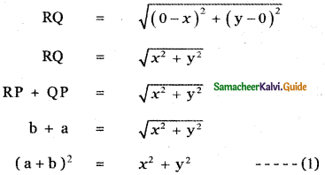 Samacheer Kalvi 11th Maths Guide Chapter 6 Two Dimensional Analytical Geometry Ex 6.1 15