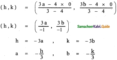 Samacheer Kalvi 11th Maths Guide Chapter 6 Two Dimensional Analytical Geometry Ex 6.1 20