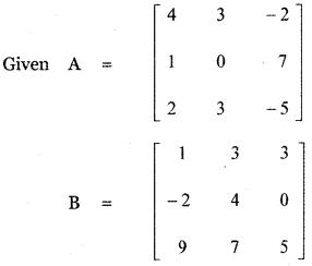 Samacheer Kalvi 11th Maths Guide Chapter 7 Matrices and Determinants Ex 7.2 48
