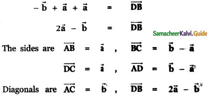 Samacheer Kalvi 11th Maths Guide Chapter 8 Vector Algebra - I Ex 8.1 18