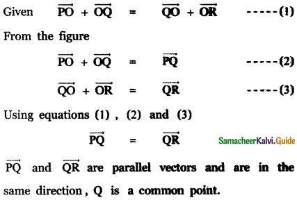 Samacheer Kalvi 11th Maths Guide Chapter 8 Vector Algebra - I Ex 8.1 20