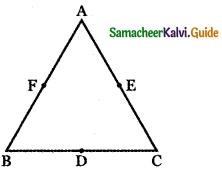 Samacheer Kalvi 11th Maths Guide Chapter 8 Vector Algebra - I Ex 8.1 24