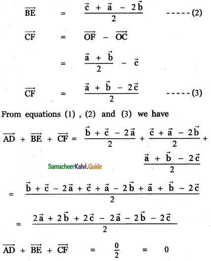 Samacheer Kalvi 11th Maths Guide Chapter 8 Vector Algebra - I Ex 8.1 27