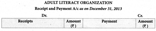 Samacheer Kalvi 12th Accountancy Guide Chapter 2 Accounts of Not-For-Profit Organisation 62