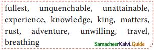 Samacheer Kalvi 12th English Guide Poem 4 Ulysses 3