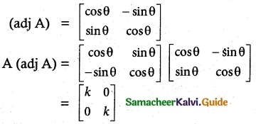 Samacheer Kalvi 12th Maths Guide Chapter 1 Applications of Matrices and Determinants Ex 1.8 16