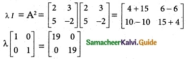 Samacheer Kalvi 12th Maths Guide Chapter 1 Applications of Matrices and Determinants Ex 1.8 17