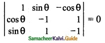 Samacheer Kalvi 12th Maths Guide Chapter 1 Applications of Matrices and Determinants Ex 1.8 24