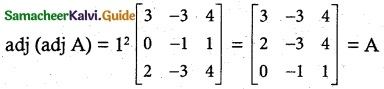 Samacheer Kalvi 12th Maths Guide Chapter 1 Applications of Matrices and Determinants Ex 1.8 29