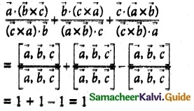 Samacheer Kalvi 12th Maths Guide Chapter 6 Applications of Vector Algebra Ex 6.10 4