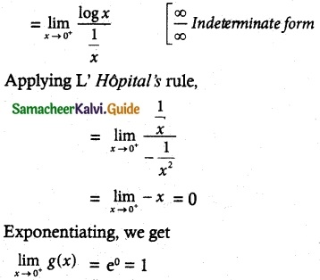 Samacheer Kalvi 12th Maths Guide Chapter 7 Applications of Differential Calculus Ex 7.5 5