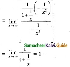 Samacheer Kalvi 12th Maths Guide Chapter 7 Applications of Differential Calculus Ex 7.5 7