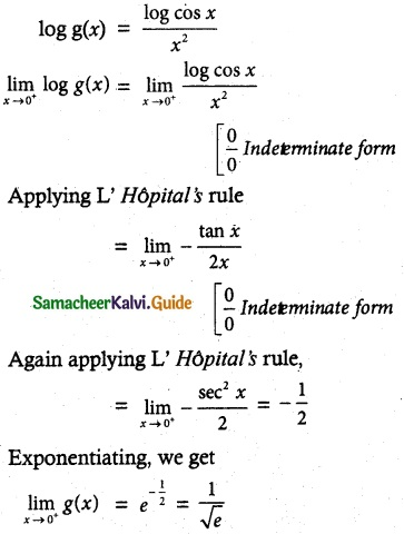 Samacheer Kalvi 12th Maths Guide Chapter 7 Applications of Differential Calculus Ex 7.5 8