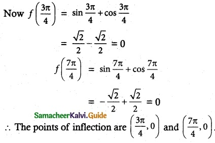 Samacheer Kalvi 12th Maths Guide Chapter 7 Applications of Differential Calculus Ex 7.7 3