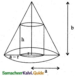 Samacheer Kalvi 12th Maths Guide Chapter 7 Applications of Differential Calculus Ex 7.8 11