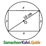 Samacheer Kalvi 12th Maths Guide Chapter 7 Applications of Differential Calculus Ex 7.8 4