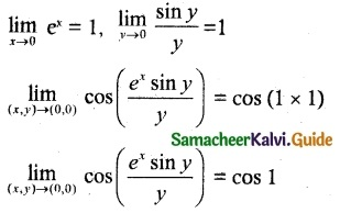 Samacheer Kalvi 12th Maths Guide Chapter 8 Differentials and Partial Derivatives Ex 8.3-2