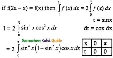 Samacheer Kalvi 12th Maths Guide Chapter 9 Applications of Integration Ex 9.3 12