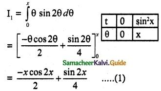 Samacheer Kalvi 12th Maths Guide Chapter 9 Applications of Integration Ex 9.3 14