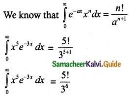 Samacheer Kalvi 12th Maths Guide Chapter 9 Applications of Integration Ex 9.7 1