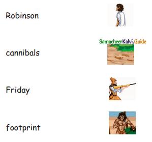 Samacheer Kalvi 4th English Guide Term 1 Prose Chapter 3 Robinson crusoe 1