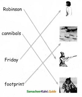 Samacheer Kalvi 4th English Guide Term 1 Prose Chapter 3 Robinson crusoe 2