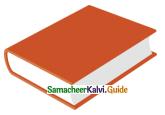 Samacheer Kalvi 4th English Guide Term 2 poem 2 Be Honest 13