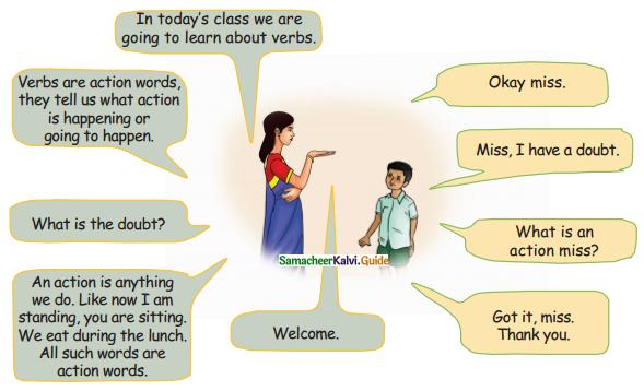 Samacheer Kalvi 4th English Guide Term 2 poem 2 Be Honest 21