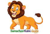 Samacheer Kalvi 4th English Guide Term 2 poem 3 The painter 12