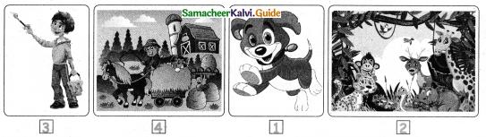 Samacheer Kalvi 4th English Guide Term 2 poem 3 The painter 4