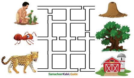 Samacheer Kalvi 4th English Guide Term 2 poem Chapter 2 what do human save 1