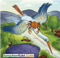 Samacheer Kalvi 4th English Guide Term 3 Supplementary 3 The Magic pencil 11
