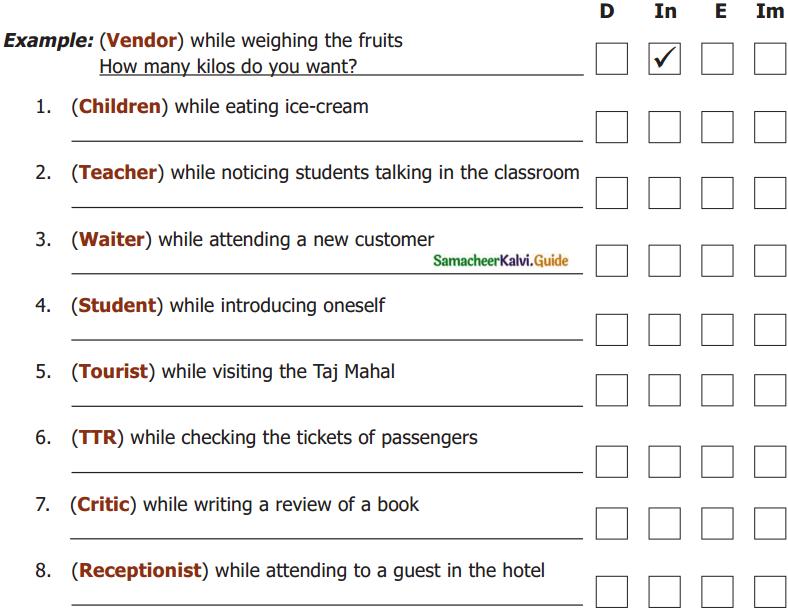Samacheer Kalvi 6th English Guide Term 3 Play Chapter 1 The Jungle Book 11