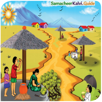 Samacheer Kalvi 6th English Guide Term 3 Prose 1 Who Owns the Water 4