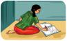 Samacheer Kalvi 6th English Guide Term 3 Prose 2 That Sunday Morning 6