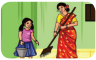 Samacheer Kalvi 6th English Guide Term 3 Prose 2 That Sunday Morning 9