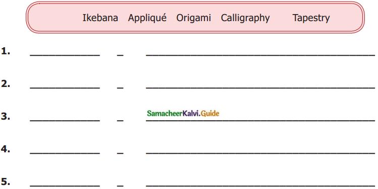 Samacheer Kalvi 7th English Guide Term 2 Prose Chapter 2 The Last Stone Carver 4