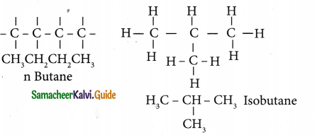 Samacheer Kalvi 9th Science Guide Chapter 15 Carbon and its Compounds 1