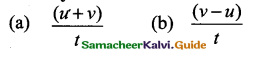 Samacheer Kalvi 9th Science Guide Chapter 2 Motion 12