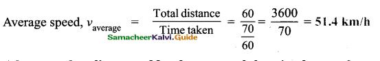 Samacheer Kalvi 9th Science Guide Chapter 2 Motion 25