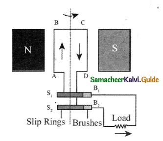 Samacheer Kalvi 9th Science Guide Chapter 5 Magnetism and Electromagnetism 1